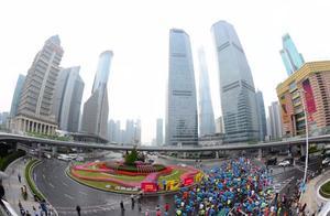 2019上海半程马拉松周末开跑 交通管制早知道