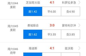 4月21日推荐日职乙竞彩五串一,128博9370元大奖红单