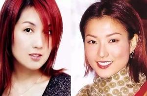 郑秀文、杨千嬅,虽然两个人长得很像,但事业却各有不同!