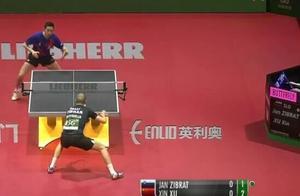世乒赛男乒主帅亲自上阵!国乒豪夺五连胜两大世界冠军均逆转对手