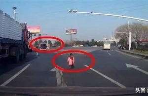 新手开车注意,开车遇到这几种情况隐患不小,老司机都会减速让行