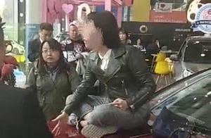 """""""奔驰维权女王""""被指卷入一起债务纠纷 案件金额疑高达千万"""
