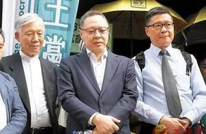 """香港""""占中""""九人刑期公布:全部有罪!"""