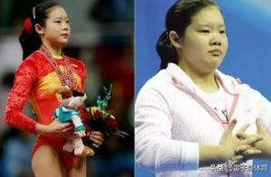 中国体操一姐退役三年胖了70斤,如今32岁身价不菲仍旧单身!