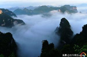 河南焦作(一):云台山,旅游好去处