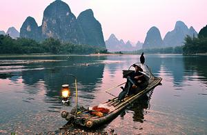 中国锦绣河山的一颗璀璨明珠——漓江