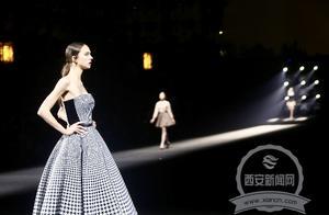 大雁塔下感受时尚魅力 2019西安国际时尚周奉献精彩视觉盛宴
