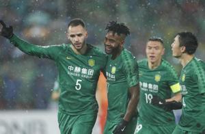 奥古斯托传射建功!北京国安主场击败武里南联,升至小组第二名