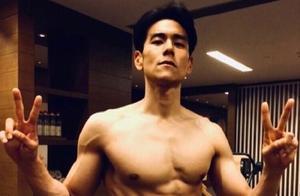 娱乐圈运动男神榜:吴彦祖彭于晏领衔,63岁的他竟也有6块腹肌!