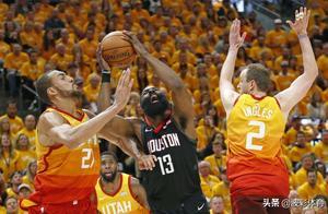 NBA季后赛竞彩分析:304 美职篮 爵士vs火箭;让分+大小分