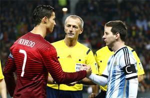 绝代双骄梅西与C罗的国家队之痛--梅西输球C罗平二人真心带不动