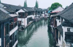 随拍:上海朱家角古镇,被称位上海后花园,领略江南水乡魅力