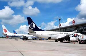 5月1日起,威海国际机场开通新航班!