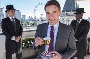 """它是BBC认证的""""超级富豪最爱"""",位于伦敦的心脏,拥有最美窗景"""