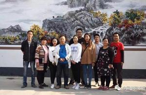 红色涉县,美丽画卷――吕大江助力家乡涉县新农村建设