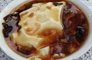 原来做豆腐脑这么简单,细腻鲜香又嫩滑,比早餐摊卖的还好吃