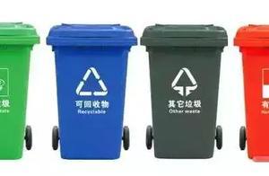 最全垃圾分类指南!学习垃圾分类,从我做起!