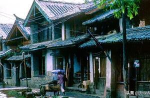 1987年丽江珍贵老照片:这才是真实古朴的丽江古城,让人遗憾
