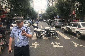 群眾報警:宜賓老城區一門面外發現一疑似爆炸物?警方通報來了