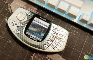 塞班老机回顾 第02期:诺基亚N-Gage,游戏手机市场的创派祖师!