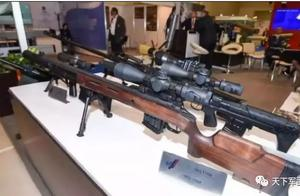 火力丨致命重狙300米击穿防弹衣!声音却像