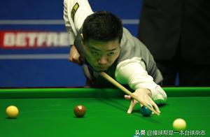 斯諾克世錦賽中國軍團質檢報告:日子還長 就慢慢來吧