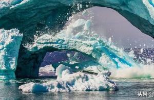 """近30年,北极冰川融化速度加快6倍!频繁制造出""""冰震""""事件"""