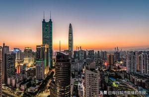 深圳将超过上海和硅谷,成整个地球的经济中心