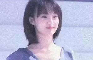 被郑爽八年前的旧照惊艳:难怪能成为世界第一初恋脸啊!