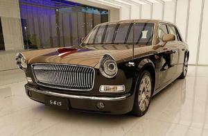 红旗厉害了!双色版红旗L5亮相上海车展,网友:这车值1000万!