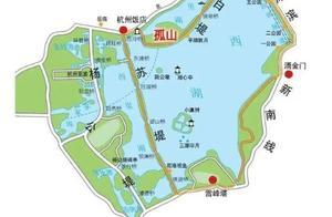 一期——知道杭州西湖,了解西湖老十景、新十景