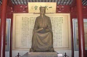 谈欧阳修:文体两开花,是文坛上的儒宗,但却是朝堂上的醉翁