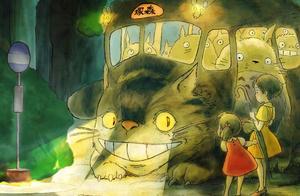 《龙猫》:可爱的形象之中,也蕴含着一些生活的哲理