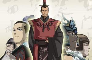 《三国演义》新旧动画版对比,刘备已经不是那个刘备了