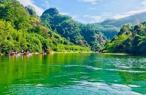 国内壮观秀丽的5大丹霞榜单,广东丹霞山上榜,甘肃张掖丹霞地貌