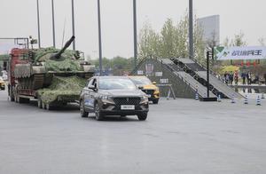 """试驾奔腾T77,力敌坦克的""""芯""""和领先科技的""""魂"""""""