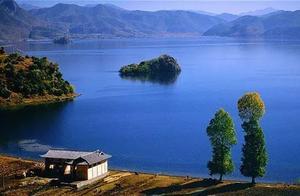 在泸沽湖,遇见最美的风景。