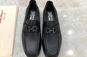 """菲拉格慕2019时尚休闲""""驾车鞋"""",顶级手工艺,超强舒适感!"""