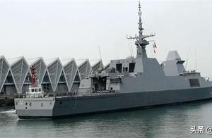 齐了!参加海上阅兵的外国军舰大盘点