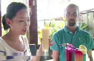 翡翠岛是一座热情岛屿,当地人员会为你提供浓郁热带风情的饮料
