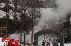 日本北海道石炭博物馆大火 延烧超8小时