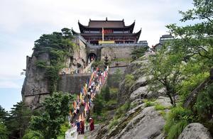 仙境般的九华山,如今又被评为世界地质公园,难道还吸引不了你?