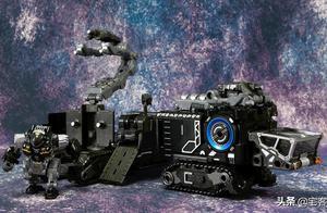 模玩秀:变形金刚 戴亚克隆 DA33 BIG-POWERED GV DESTROYER