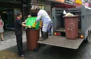 这些垃圾分类举措让松江九里亭街道内商圈环境大变样