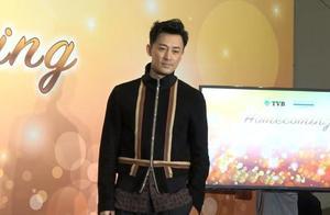 林峰时隔5年重返TVB,网友痛哭:TVB欠他一个视帝