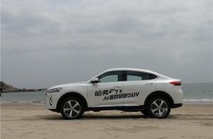 11.99万元起售,轿跑SUV哈弗F7x正式上市