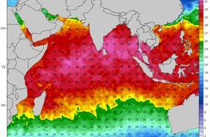 风暴活跃期来了?3个风暴胚胎酝酿发展,印度洋24日或迎来双台风