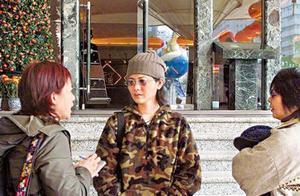 2000年蓝洁瑛在广州专访:我脸上的暗疮都无时间理 哪有时间堕胎