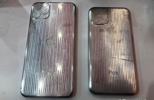 抄袭还是借鉴?新款iPhone保护套磨具曝光,浴霸造型参考华为?