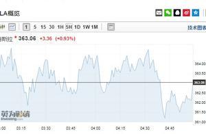 富瑞大升目标至450美元 特斯拉(TSLA.US)盘前涨1.77%
